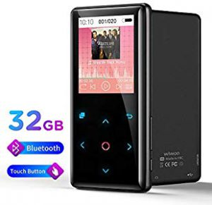 tenswall 16gb bluetooth mp3 player test excellent mp3 player. Black Bedroom Furniture Sets. Home Design Ideas